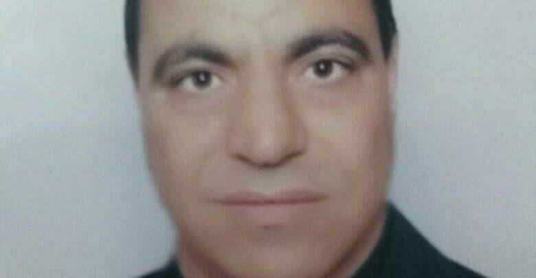الكاتب الصحفى حماد مسلم